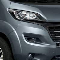 carrosserie grise anthracite Vans